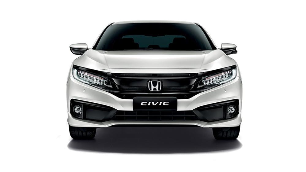 2020 Honda Civic Exterior 002
