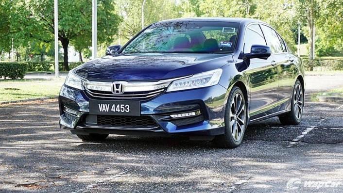 2018 Honda Accord 2.4 VTi-L Advance Exterior 001