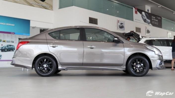 2018 Nissan Almera 1.5L VL AT Exterior 004