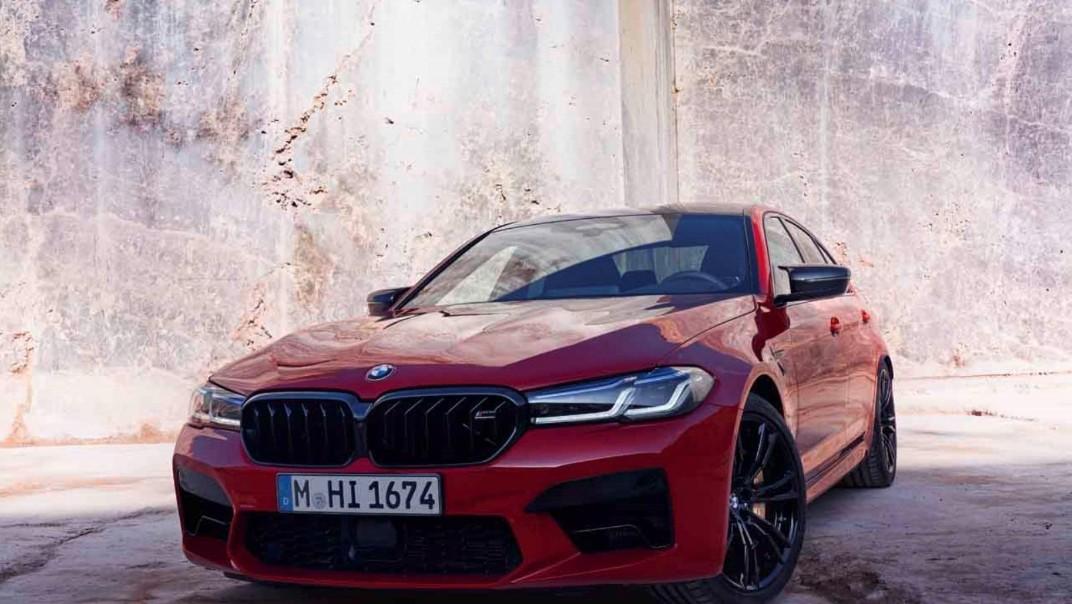 2020 BMW M5 Exterior 026