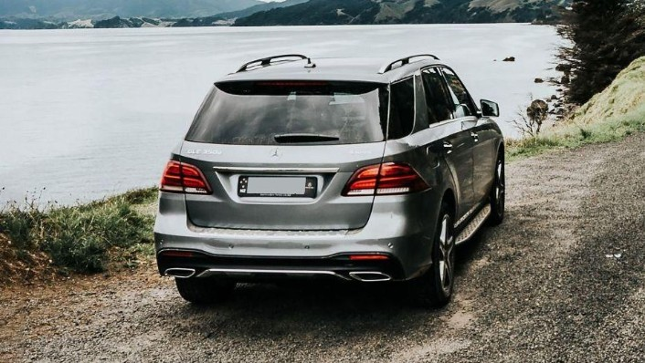 2019 Mercedes-Benz GLE GLE 450 4Matic AMG Line Exterior 004