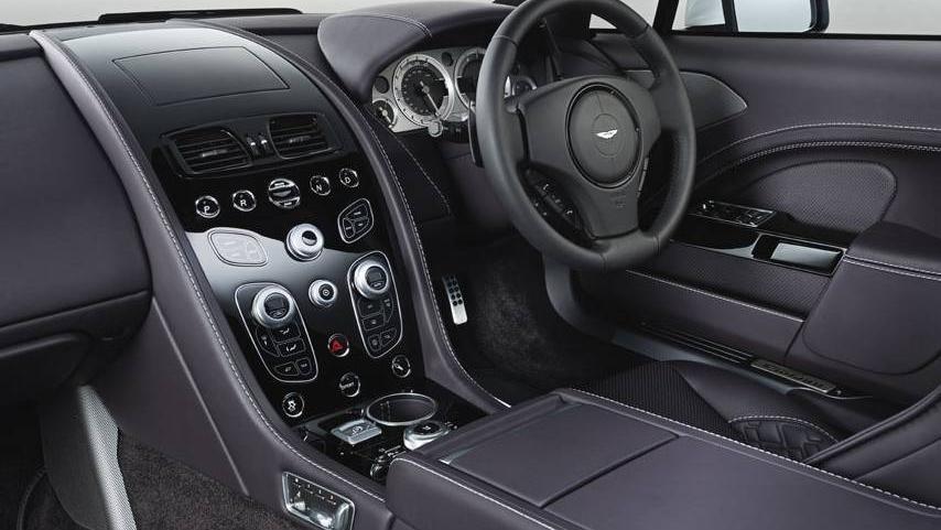 Aston Martin Rapide S (2015) Interior 001