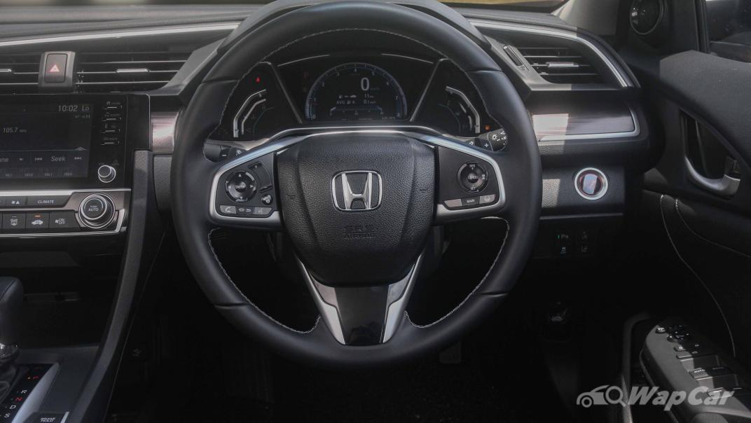 2020 Honda Civic 1.5 TC Premium Interior 093