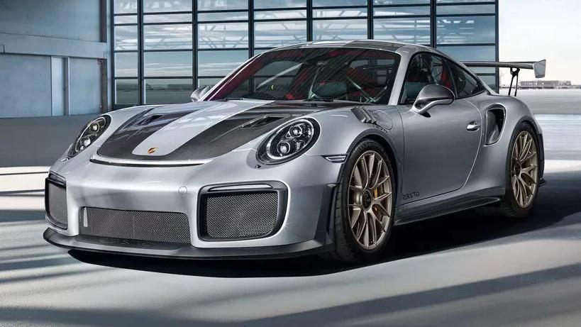 2019 Porsche 911 GT2 RS Exterior 001