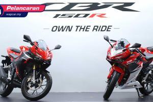 Honda CBR150R 2021 serba baharu tiba di Indonesia, harga bermula RM10,297
