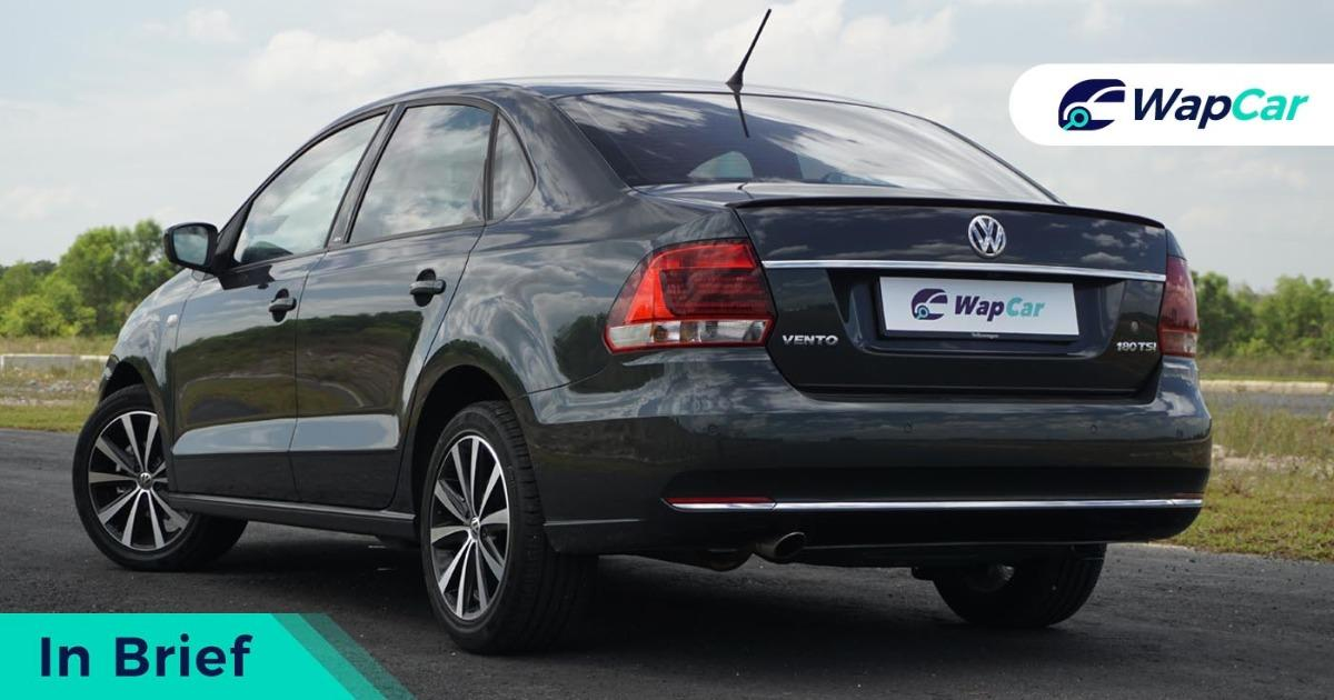 In Brief: VW Vento – Still worth comparing against the Toyota Vios and Honda City? 01