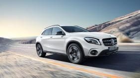 Mercedes-Benz GLA (2018) Exterior 005