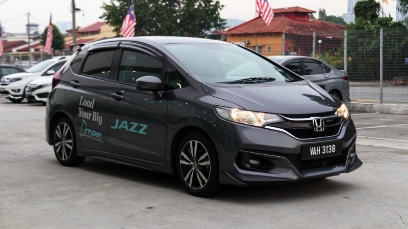 2019 Honda Jazz front