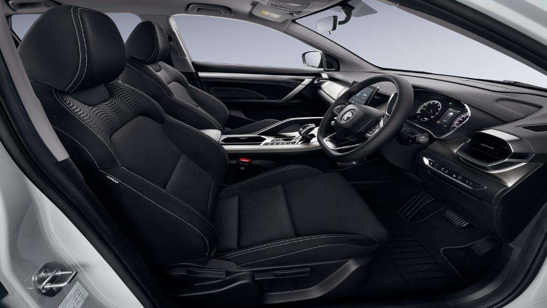 2020 Proton X50 1.5T Standard Interior 001