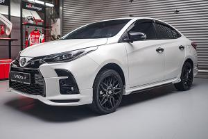Missed opportunity: Where's the manual transmission 2020 Toyota Vios GR Sport?