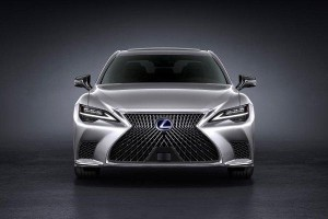 New 2020 Lexus LS debuts, now with AI-powered ADAS features