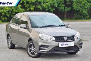 Sebab utama Proton Saga belum menerima perancangan model baru