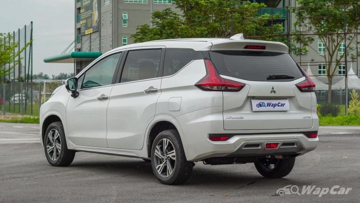 2020 Mitsubishi Xpander 1.5 L Exterior 007