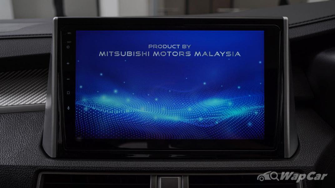2020 Mitsubishi Xpander 1.5 L Interior 015