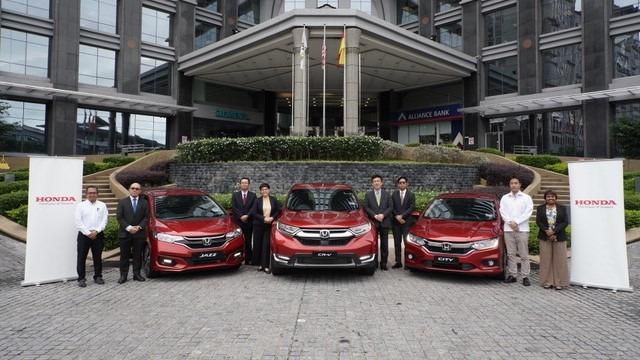 Honda Malaysia and J.D. Power