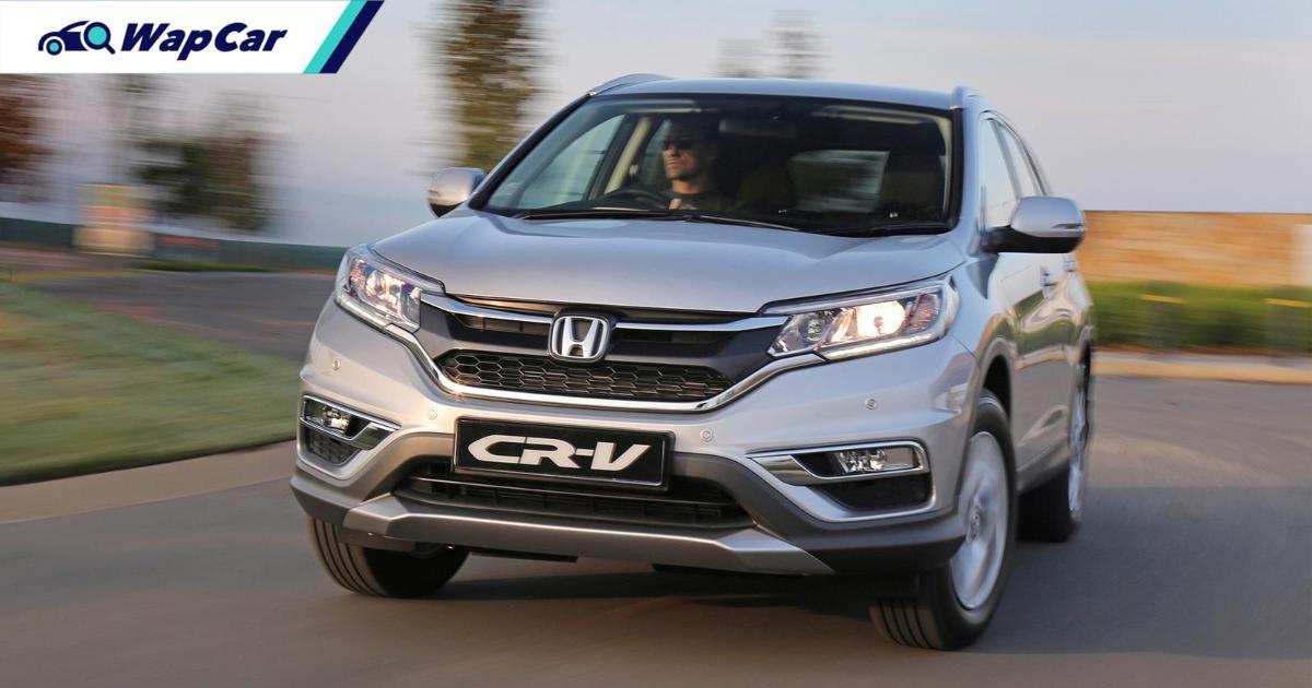 Panduan membeli: Honda CR-V gen 4 terpakai - serendah RM 60k, masih lagi SUV pilihan ramai? 01
