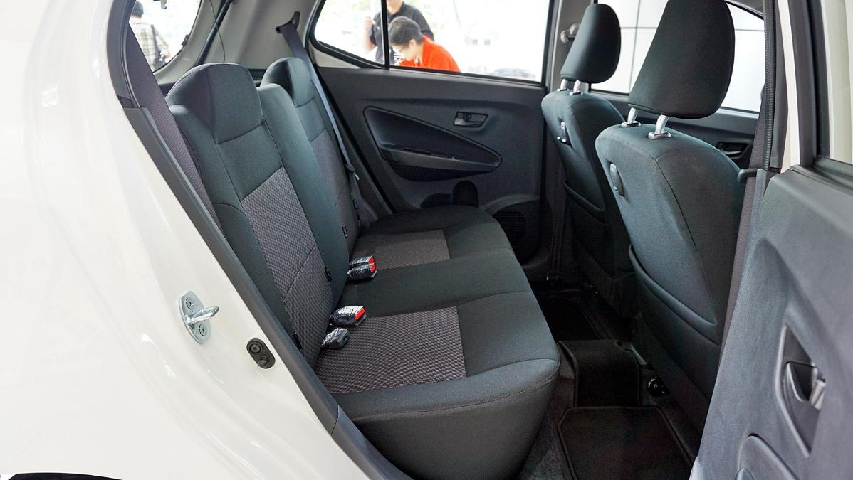 2019 Perodua Axia GXtra 1.0 AT Interior 031