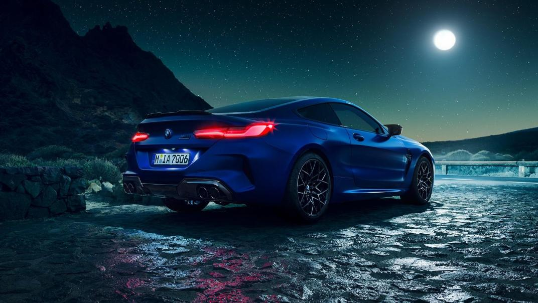 2020 BMW M850i xDrive Coupe Exterior 023