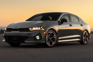 All-new Kia Optima K5 debuts, GT Variant with 2.5L turbo and 8-speed DCT