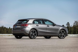 Mercedes-Benz adds PHEV variants to A-Class: A250e hatch and sedan