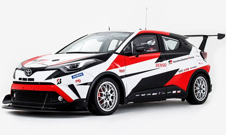 2020 Toyota C-HR Nurburgring