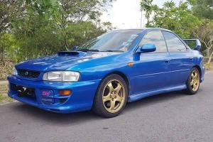 Goldmine: A rally car you can daily - 1999 Subaru Impreza GC up for sale!