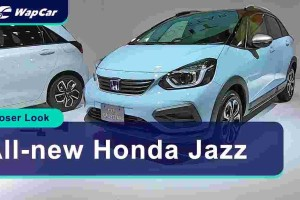 Video: All-new Honda Jazz, Cutest City Car Ever?
