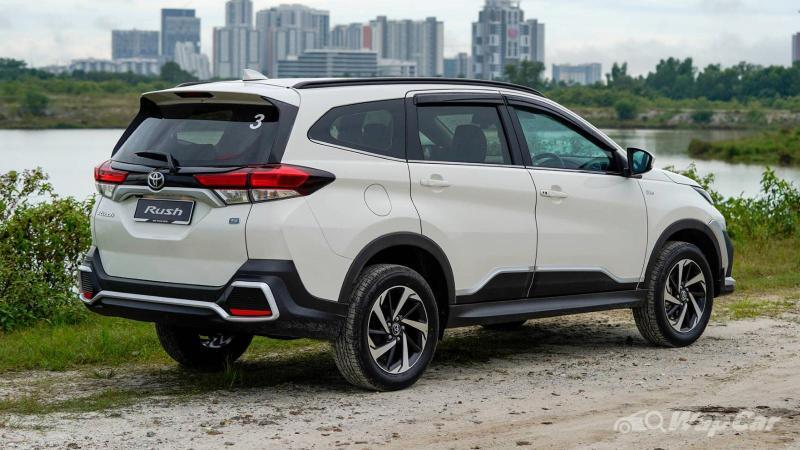 Toyota Rush 2019 – baloi bayar RM 20,000 lebih dari Perodua Aruz? 02