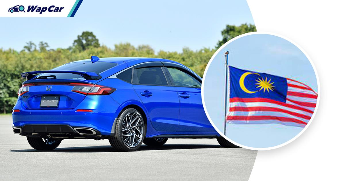 2022 Honda Civic Hatchback to be launched in Malaysia? This is Honda's answer 01