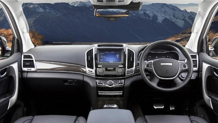 2020 Haval H9 2.0 Premium Interior 001