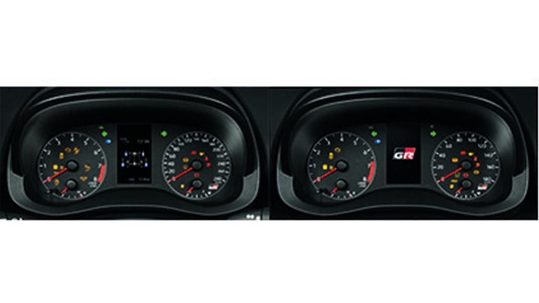 2021 Toyota GR Yaris Interior 054