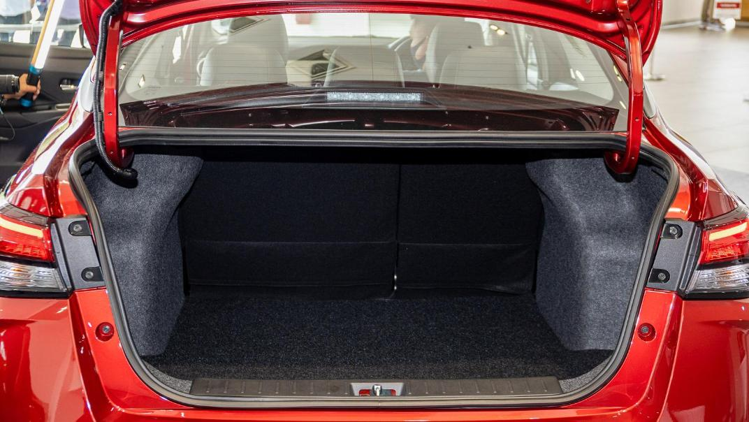 2020 Nissan Almera 1.0L VLT Interior 089