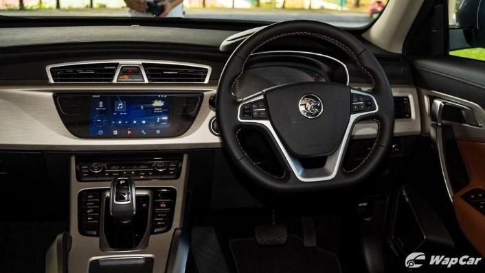 2020 Proton X70 1.8 Premium 2WD Interior 002