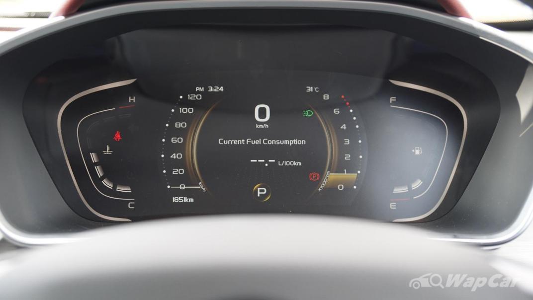 2020 Proton X50 1.5T  Flagship Interior 012