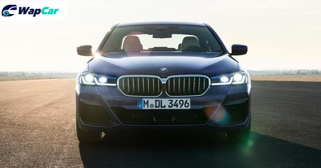 New G30 BMW 5 Series Facelift debuts, now with Android Auto, Malaysia launch in 2021? 01