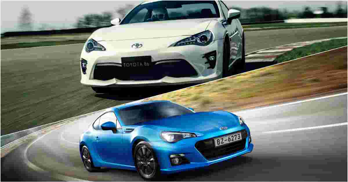 New generation Toyota 86 and Subaru BRZ confirmed