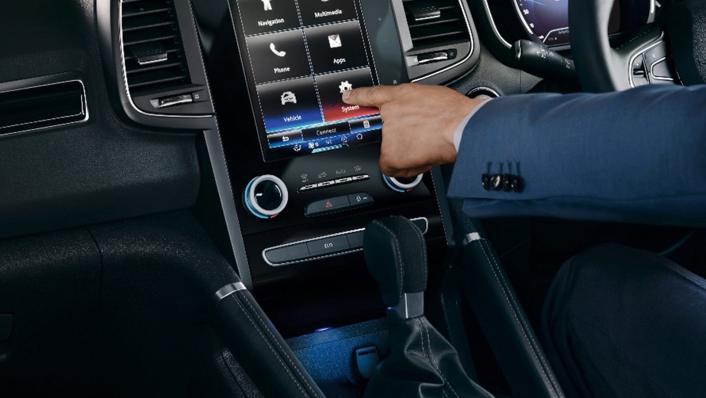 2021 Renault Koleos Interior 004