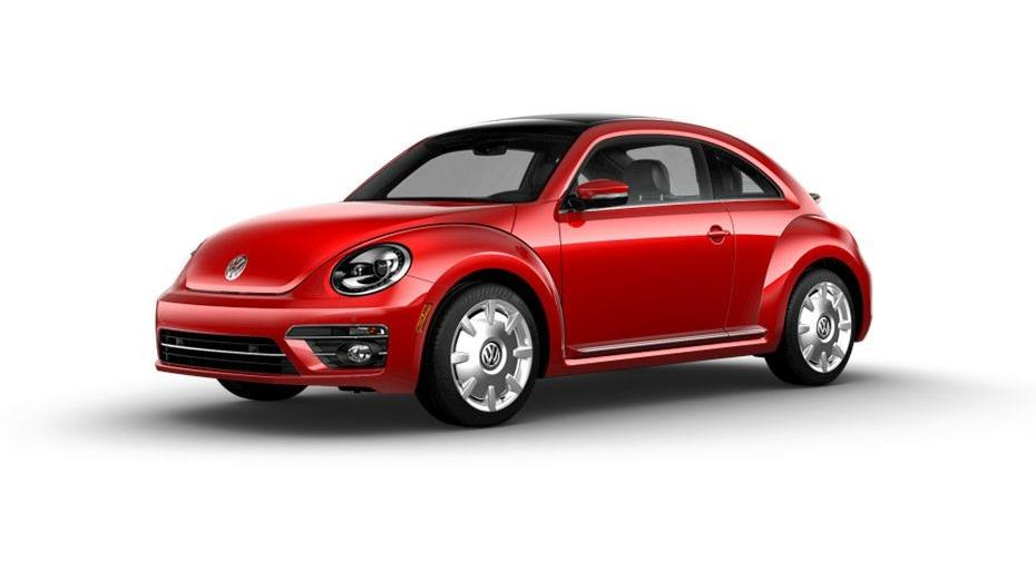 Volkswagen Beetle (2018) Others 005