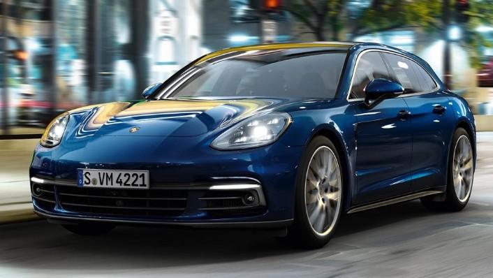 Porsche Panamera(2019) Exterior 001