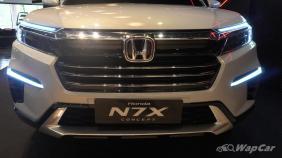 2021 Honda BR-V Upcoming Version Exterior 011