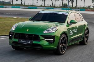 Will Malaysia be launching a CKD Porsche Macan?