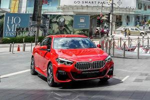 Locally-assembled 2020 BMW (F44) 218i Gran Coupe M Sport launched in Malaysia, from RM 211k