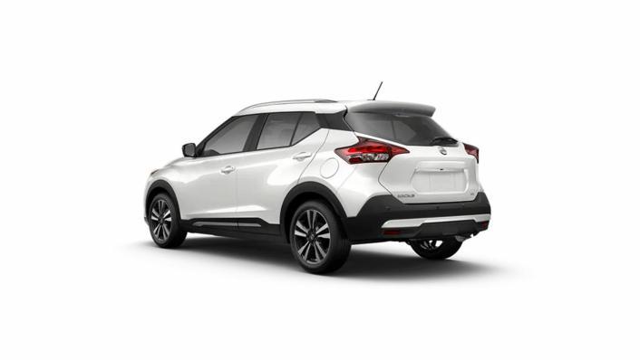 2020 Nissan Kicks International Version Exterior 005