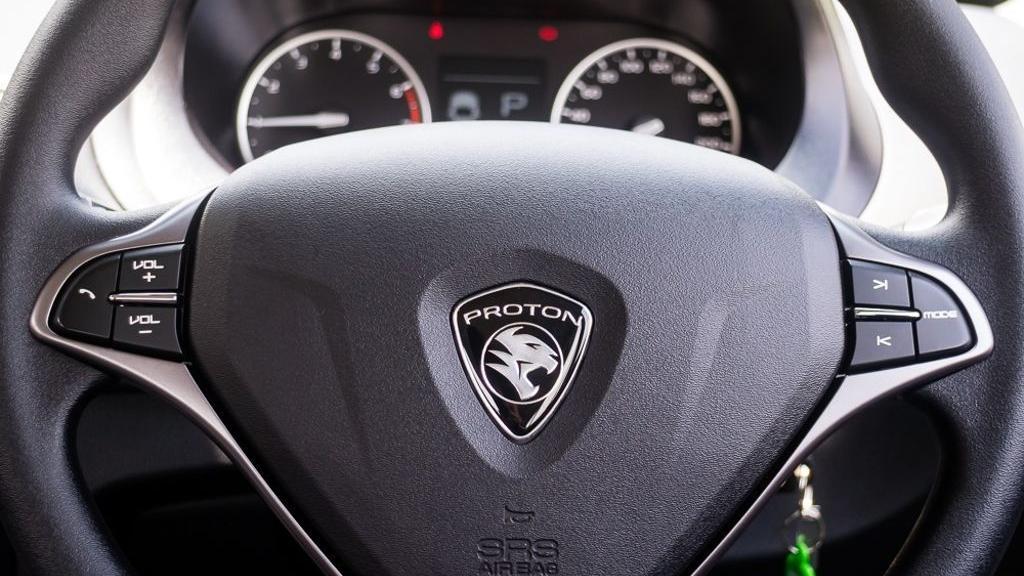 2019 Proton Saga 1.3L  Premium AT Interior 005