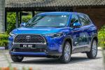 Tanpa cukai, Toyota Corolla Cross 2021 jauh lebih murah dari Proton X70 'high spec'!