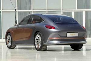 Ora Lightning Cat: Retro-futuristic EV that looks like a budget Panamera