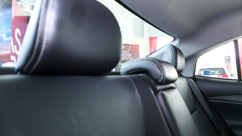 2019 Toyota Vios 1.5G Interior 026