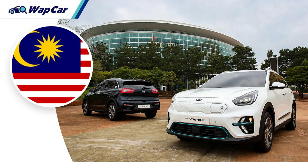 Kia e-Niro EV planned for Malaysian launch in 2021 – CKD assembly considered 01