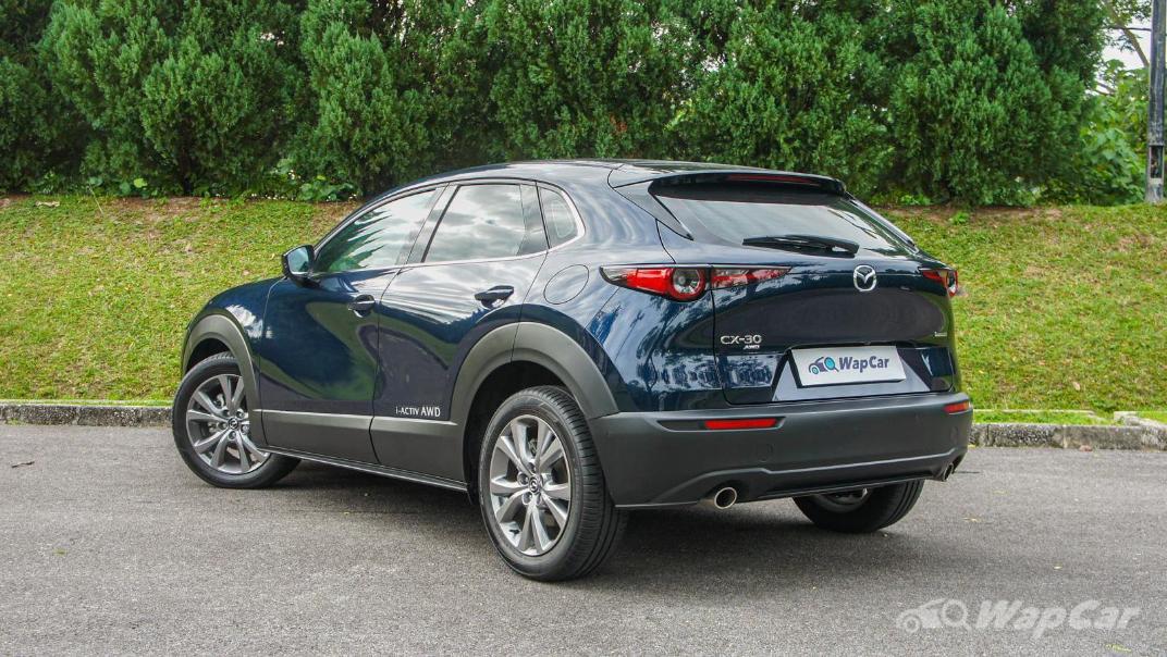 2020 Mazda CX-30 SKYACTIV-G 2.0 High AWD Exterior 006