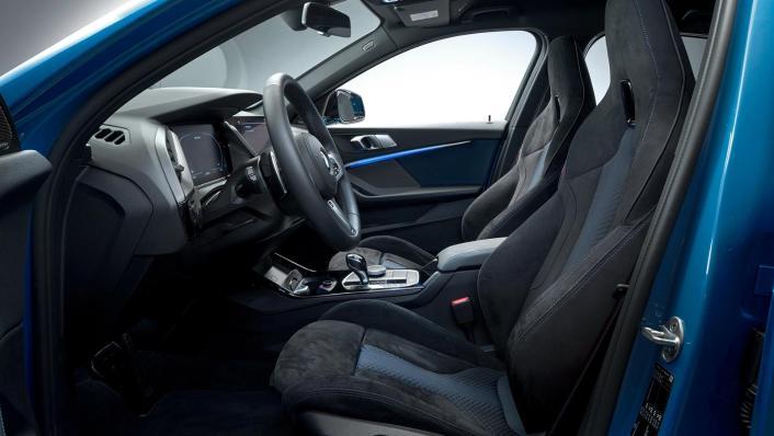 2020 BMW 1 Series M135i xDrive Interior 006